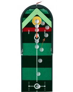 Best Track Golf Übungsmatte mit automatischen Ballrückwurf Detailansicht