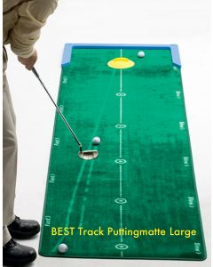 Best Track Puttingmatte Large Detailansicht