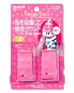 Dayia Finger Bra in pink stabilisiert wie ein Tape und als Golf Accessoiere ein tolles Geschenk Detailansicht