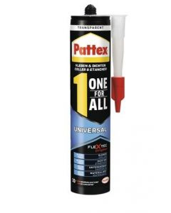 Pattex One for All Transparent 310 gr